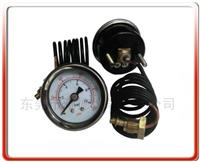 40MM带支架式毛细管压力表 40QZ-D10