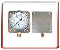 100MM径向带后边耐震油压表 100UL-LAA02