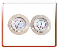 60MM轴向冷媒油压表 60LM-UB01
