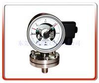 隔膜式防爆电接点压力表 YTP100-FBX001