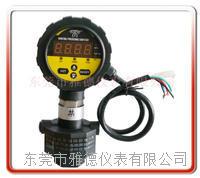 PP隔膜式数显电接点压力表 YDSX-PP011-1