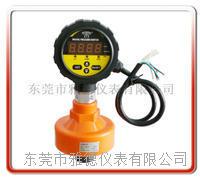 PP隔膜式数显电接点压力表 YDSX-PP010-1