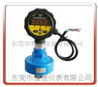 PP隔膜式数显电接点压力表 YDSX-PP009-1
