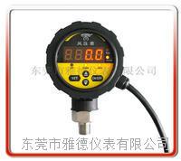 PP数显电接点微压压力表(风压表)