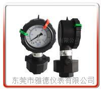 PCB设备行业专用隔膜压力表  PPFC-P02