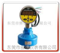 PP隔膜式数显电接点压力表 YDSX-PP003-1