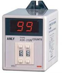 ASK-1D计数时间继电器