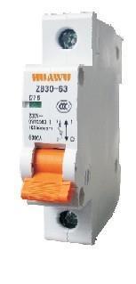 ZB30-63小型断路器 ZB30-63