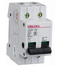 CDB5-100小型断路器 CDB5-100