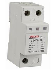 CDY1-15电涌保护器 CDY1-15 B+C 3P+N 385V