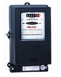 DS862 3×380V 3×30(100)A三相电度表 DS862