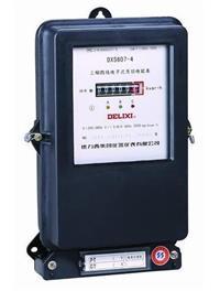 DXS607-3三相四线电子式无功电能表 DXS607-3 3×100V 3×3(6)A