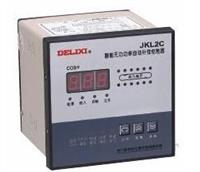 JKL2C-12智能无功功率自动补偿控制器 JKL2C-12