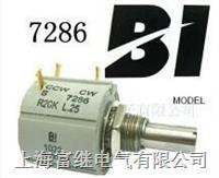 BI 7286-10K多圈电位器 BI 7286-10K