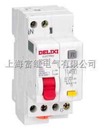 """DZ47PLE""""相线+中性线""""漏电保护断路器 DZ47PLE"""