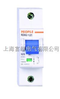 RDB2-125小型断路器 RDB2-125