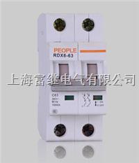 RDX6-63高分断小型断路器 RDX6-63