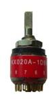 KX020A-30-2D6WD旋钮开关 KX020A-30-2D6WD
