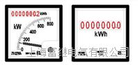 F96-WKWHB功率电能表 F96B-W