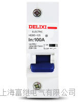 HDBE-125小型断路器 HDBE-125/1P