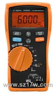 Agilent U1230 手持式数字万用表  U1230