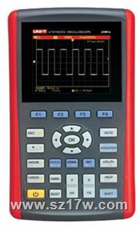 手持式数字存储示波器UTD1025CL UTD1025CL   参数   价格   说明书