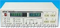 HG2612C通用电容测试仪 HG2612C    参数    价格   说明书