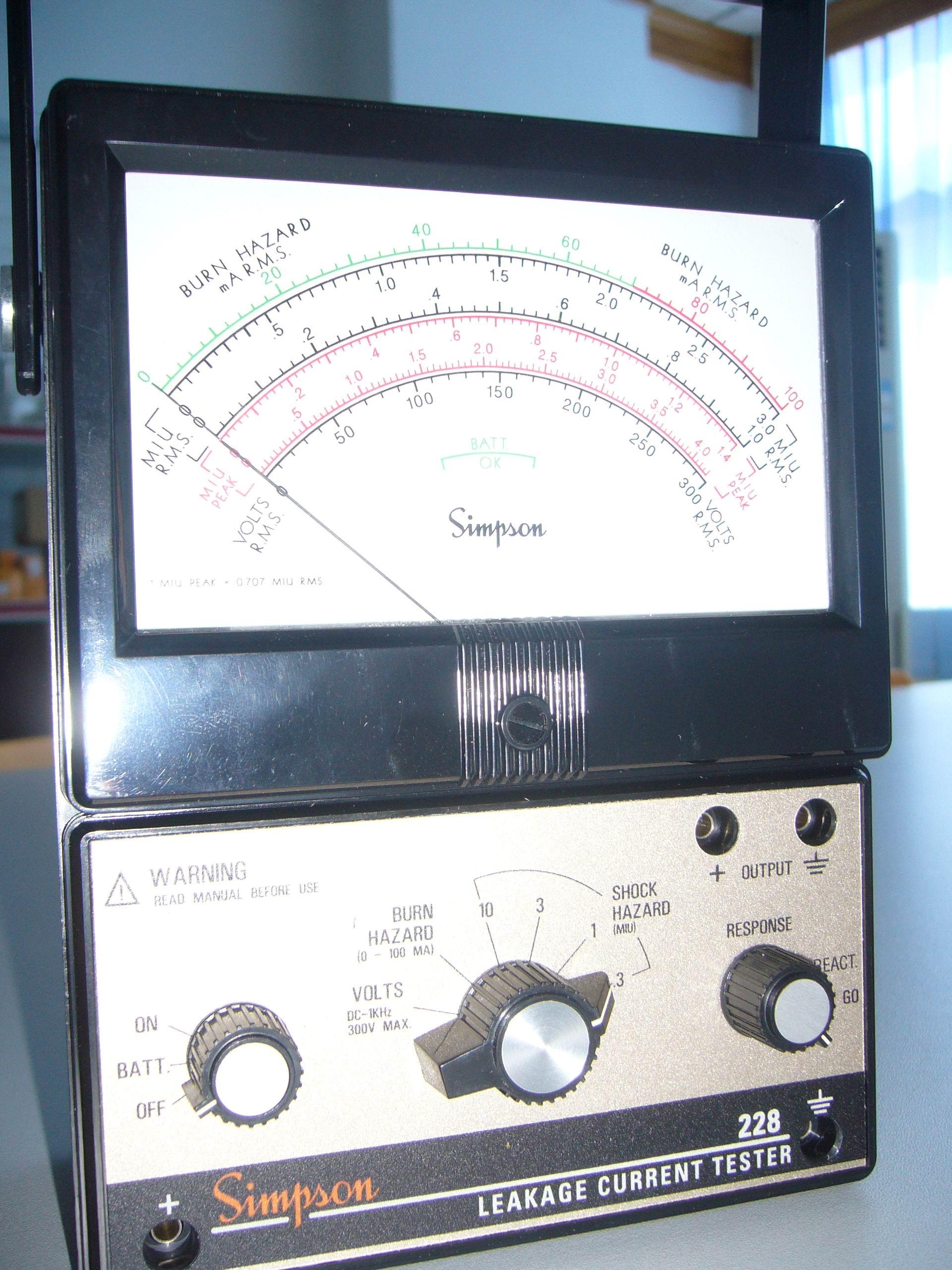 Simpson仪器仪表