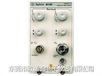Agilent86102U 15GHz光模块/20GHz电模块 Agilent86102U