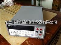 大量现货出售Agilent34401A数字万用表  Agilent34401A