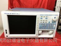 日本Yokagawa 横河AQ6370C光谱分析仪 成色新 AQ6370C