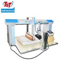 厂家直销床垫滚压测试仪|硬度测试/边压测试仪 HD-F764