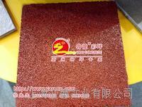 彩色透水混凝土绿道铺装,海绵城市主打产品,上海及周边透水混凝土路面施工