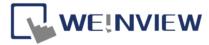 WEINVIEW威纶触摸屏