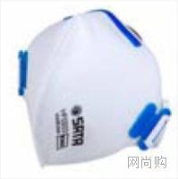 折叠式防尘口罩( 蚌型头带式)SATA世达 HF0203  SATA世达 HF0203