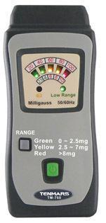 TM-760 口袋型高斯錶(低頻電磁波) TM-760