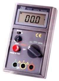 数字接地电阻计TES-1605  数字接地电阻计TES-1605