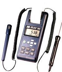 列表式温湿度计TES-1362 列表式温湿度计TES-1362