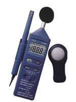 四合一多功能环境测试表DT-8820 四合一多功能环境测试表DT-8820