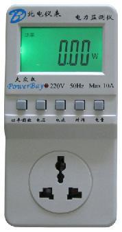 大众版智能插座式电量监测仪 大众版智能插座式电量监测仪