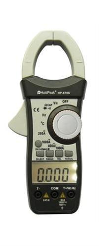 870CR 双显示真有效值测量钳形表 870CR