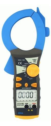 860A 3000A 双显示钳型表 860A