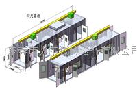動力電池檢測設備集裝箱式 BE