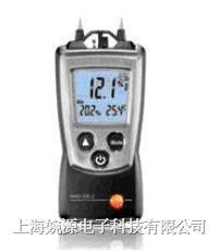 德图TESTO606-2木材水份仪可测量水泥板、混凝土、石膏水分计 testo 606-2