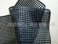 黑色硅胶防滑垫、黑色无痕防滑垫 LCM用硅胶防滑垫、耐高温硅胶防滑垫、供应洁净不留痕防滑垫