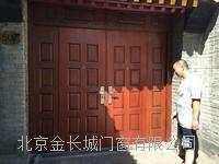 北京防火隔音門
