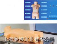 高级综合穿刺术与叩诊检查技能训练模拟人 GD/L260A