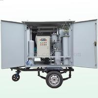 ZJL-50FT封闭拖车式变压器绝缘油再生滤油机 ZJL-50FT