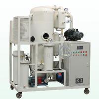 通瑞厂家直销双级高真空破乳除大水润滑液压油过滤脱水机 ZJD-S-20
