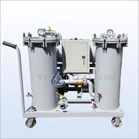 手推式三级精密润滑油过滤机(加油抽滤机) YL-B-200